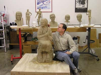 Austin Artist Joe Kenney Studio